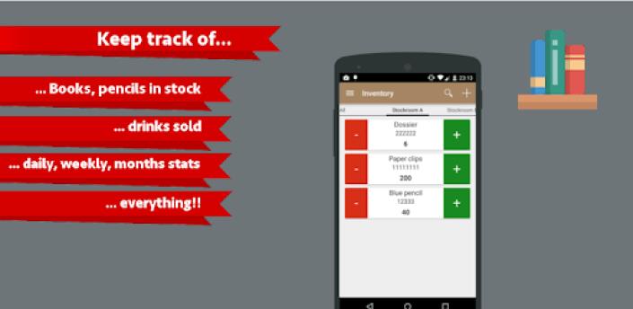 Inventory Tracker: Bar Code Scan apk
