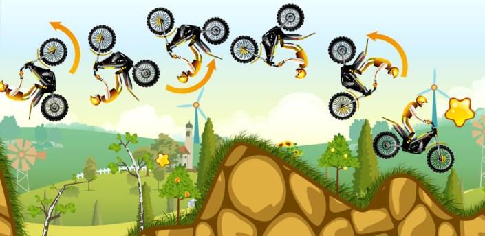 Moto Race Pro -- physics motorcycle racing game apk