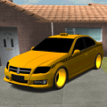 Free Crazy town taxi Parking Icon
