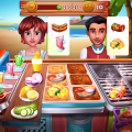 Resort Juice Bar & BBQ Stand : Food Cooking Games Icon