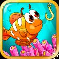Children fish Icon