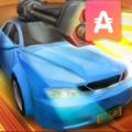 Cars Combat Icon