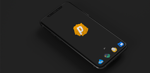 Icon Pack - Paper Shaped Original Icons apk