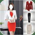 Women Fashion - Formal Suit Icon