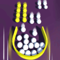 Magnet Ball 3D Icon
