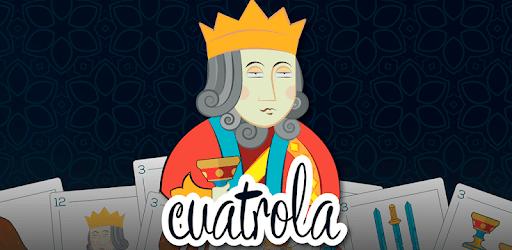 Cuatrola Spanish Solitaire - Cards Game apk
