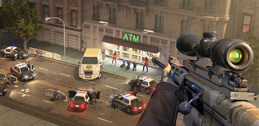Sniper 3D: Fun Free Online FPS Shooting Game apk