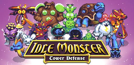 Epic Monster TD - RPG Tower Defense apk