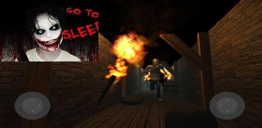 Jeff The Killer Burn or Die apk