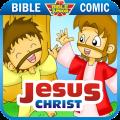 Bible Comic Kids: Jesus Christ Icon
