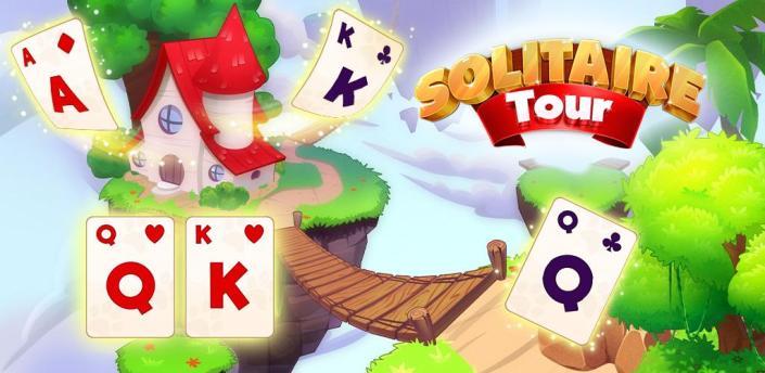Solitaire Tour: Classic Tripeaks Card Games apk