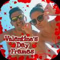 Valentine's Day Photo Frames Icon