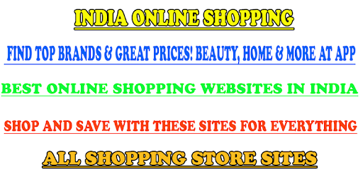 All Fashion shopping sites in india apk