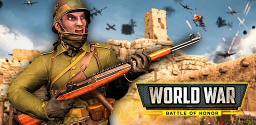 World War 2: Battle of Honor apk