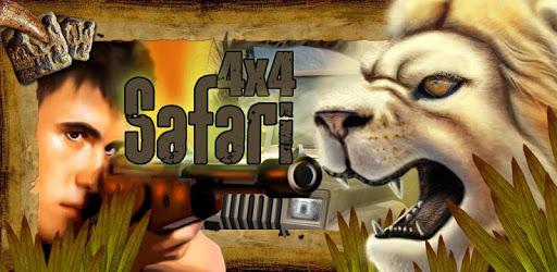 4x4 Safari apk