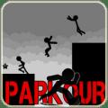 Stickman Jump Parkour: New Vector Man 2 Adventure Icon