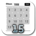 fifteen 15 Puzzle Icon