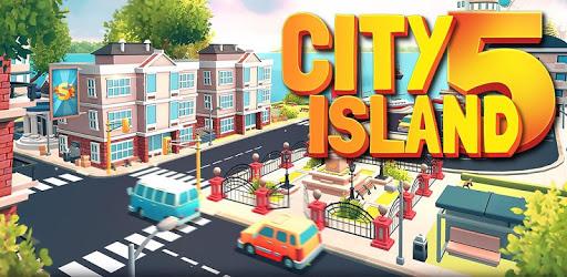 City Island 5 - Tycoon Building Simulation Offline apk