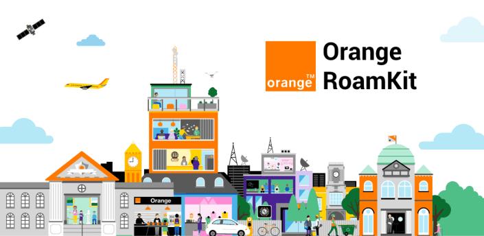 Orange RoamKit apk