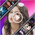 Free Video Editor & Video Maker - Intro Maker Icon