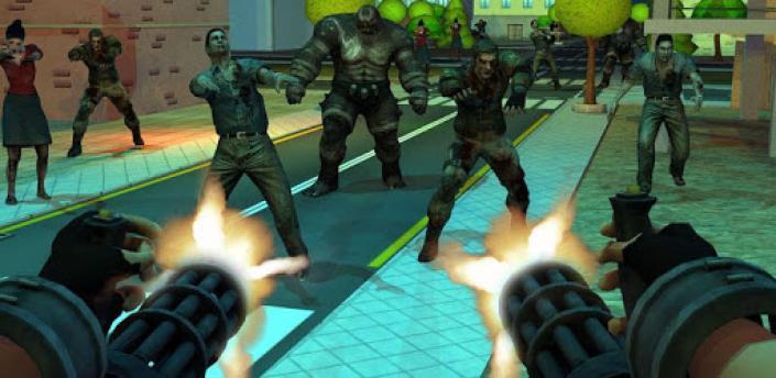 Modern Zombie Defense n combat apk