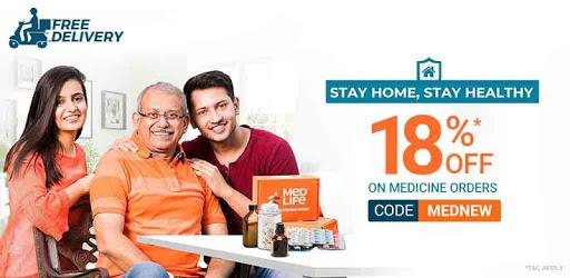 Medlife - India's Largest E-Health Platform apk