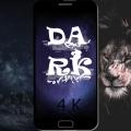 Dark Wallpaper 4K Background Icon