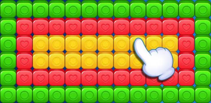 Toy Crash Cube Blast : Block Blasting Game apk
