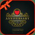 Anniversary Card Icon