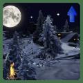 Winter Snow Live Wallpaper Pro Icon