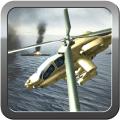 Helicopter Gunship Battle 3D Icon