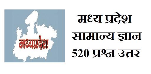 Madhya Pradesh GK in Hindi apk