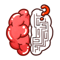 Mind Maze - Brain Inside Out Icon