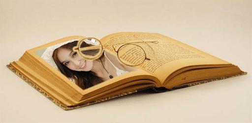 Book & Cover Photo Frames apk