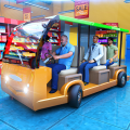 Shopping Mall Radio Taxi Driving: Supermarket Game Icon