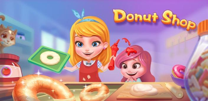 Donut Maker: Yummy Donuts apk