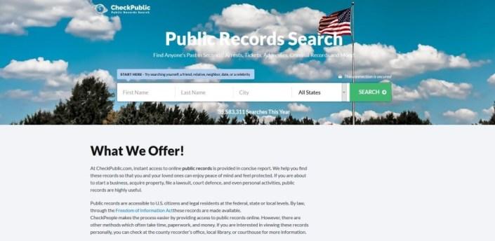 Public Records Search apk