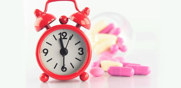 Pill tracker and Medication reminder. Pills times. apk