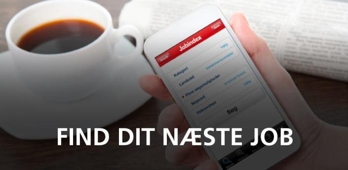 Jobindex: Søg job og find arbejde i hele Danmark apk