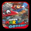 Super Mario Odyssey Icon