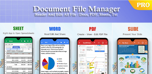 Office Document - Word Office, XLS, PDF Reader apk