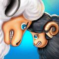 Sheep Fight Free Icon