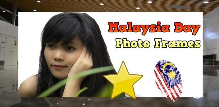 Malaysia Day Photo Frames apk