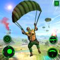 US Army Commando Battleground Shooting Games Icon