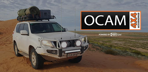 OCAM 4x4 Accessories apk