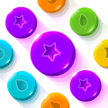 Spots Match 3 - Free Matching Games Icon