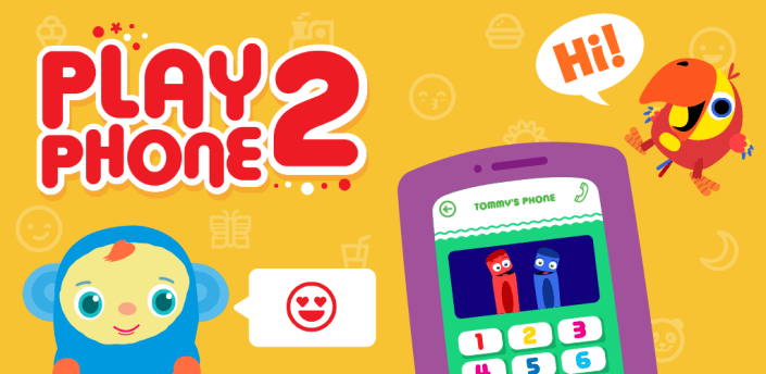 Play Phone for Kids - Fun educational babies toy apk