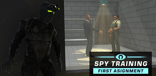 Secret Agent Stealth Training School: New Spy Game apk