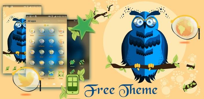 GO Launcher Free Theme apk