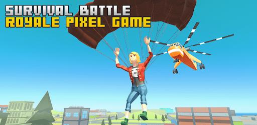 Survival Royale Battle Pixel Unknown Battlegrounds apk